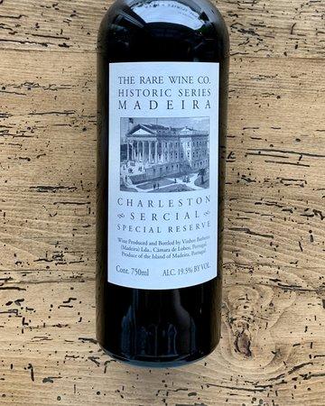 The Rare Wine Co. Historic Series Baltimore Rainwater