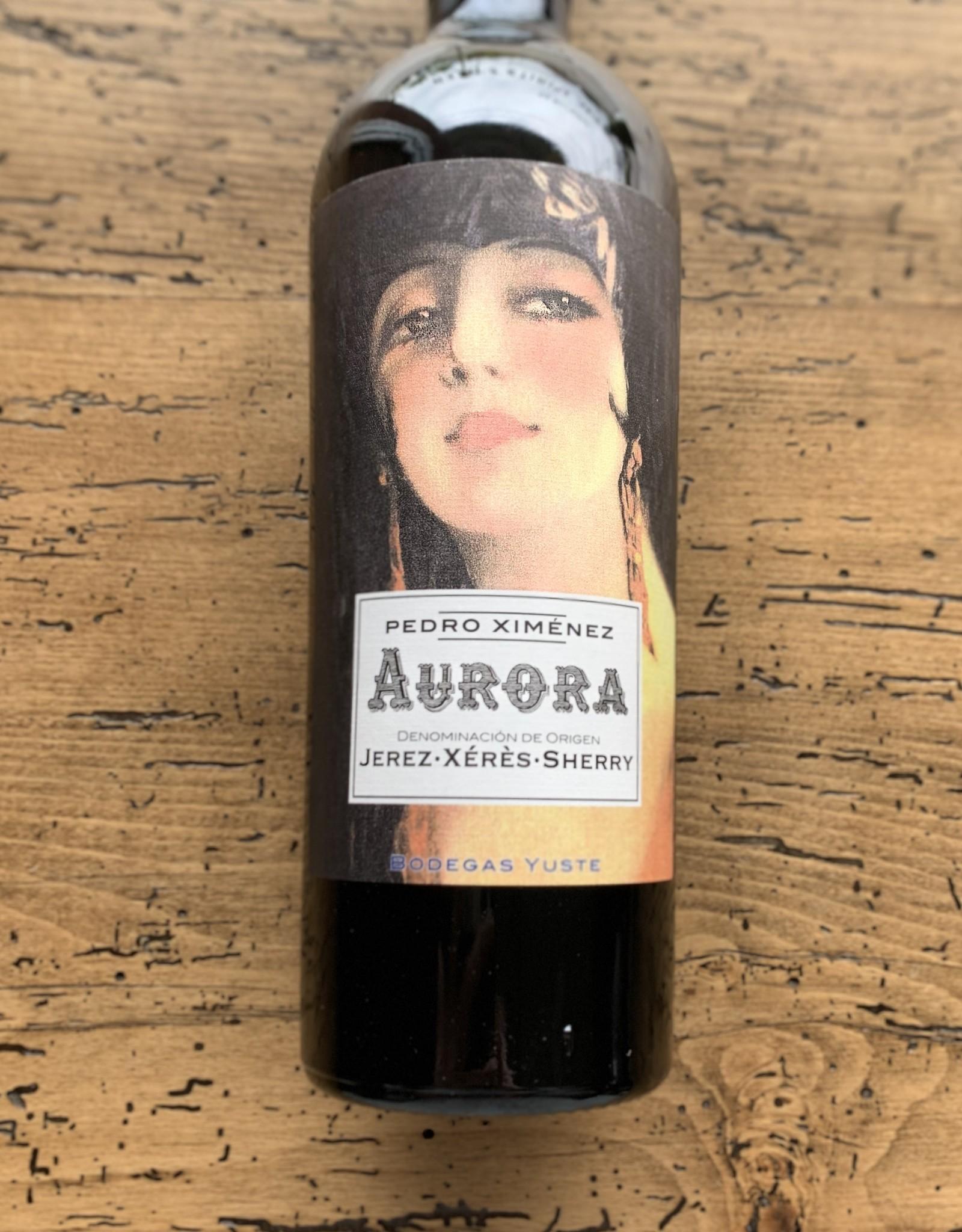 Bodegas Aurora Pedro Ximenez Sherry