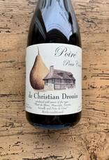 Christian Drouin Poiré Pear Cider 375ml