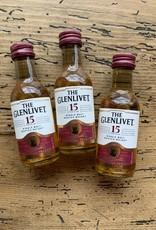 Glenlivet 15 Year Single Malt 50ml