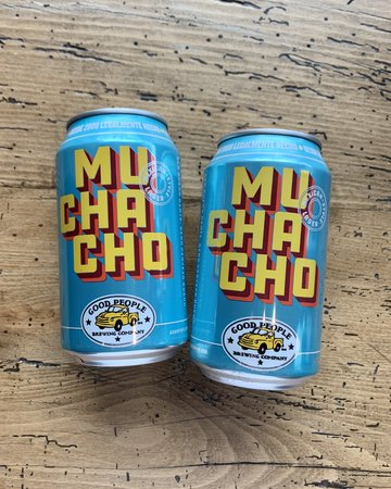 Good People Muchacho 12 Pack