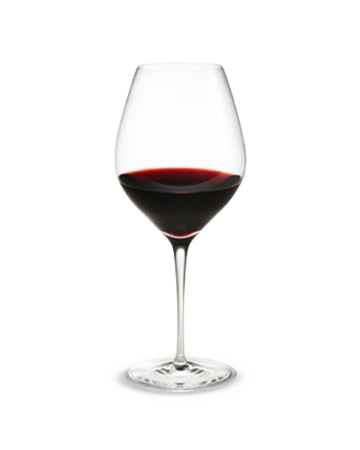 Holmegaard Red Wine Glass