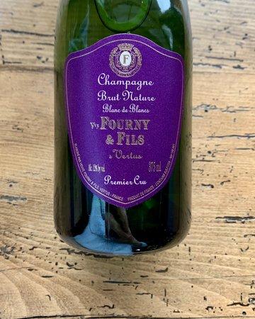 Champagne Fourny Brut Nature Blancs de Blanc - Half Bottle ( 375ml)