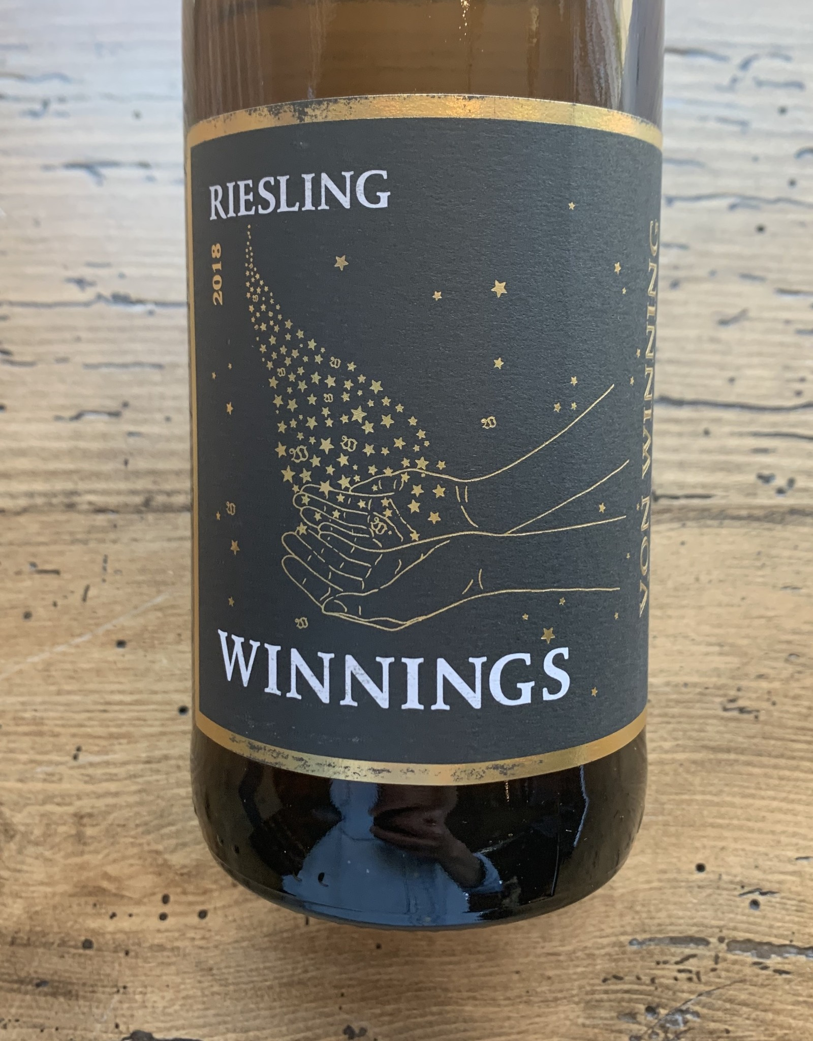 Von Winning Riesling Winnings