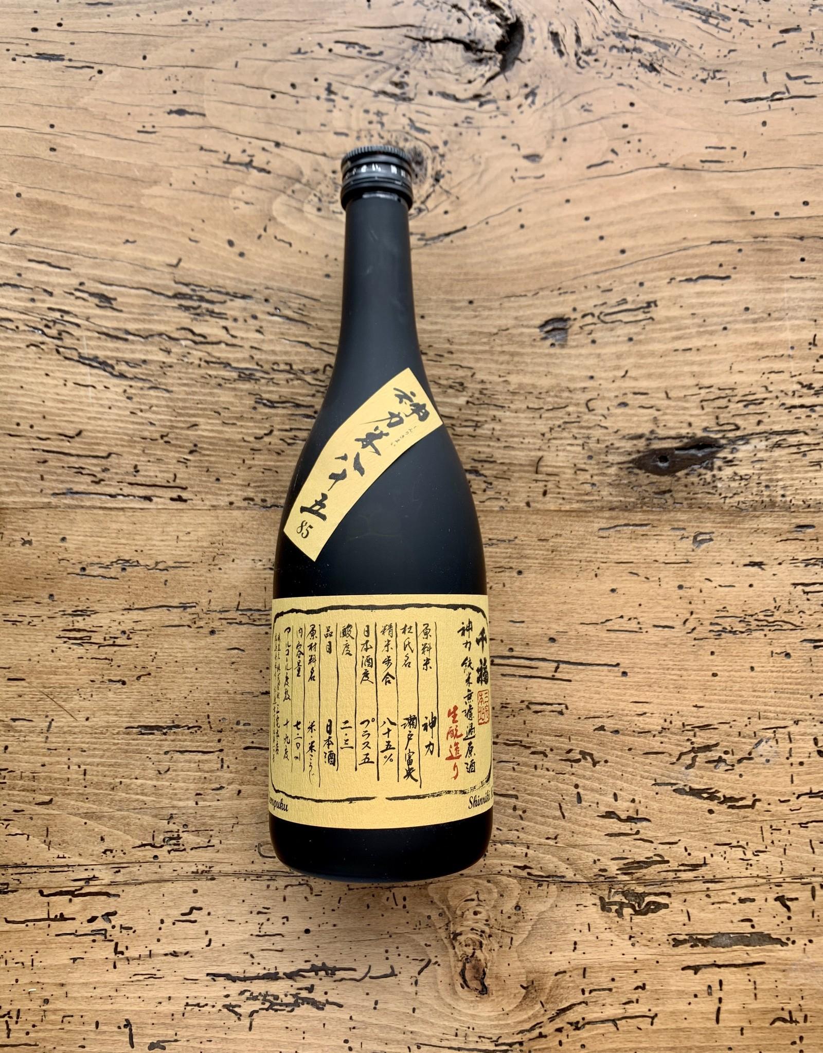 Sempuku Shinriki Junmai 85 Sake