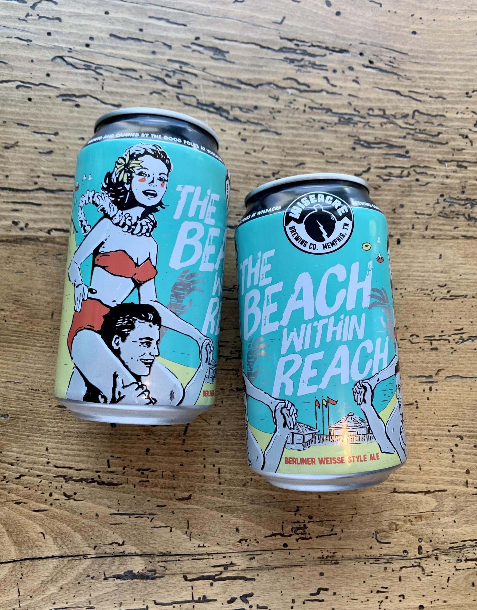 Wiseacre Brewing Beach Within Reach Berliner Weisse 6-pack