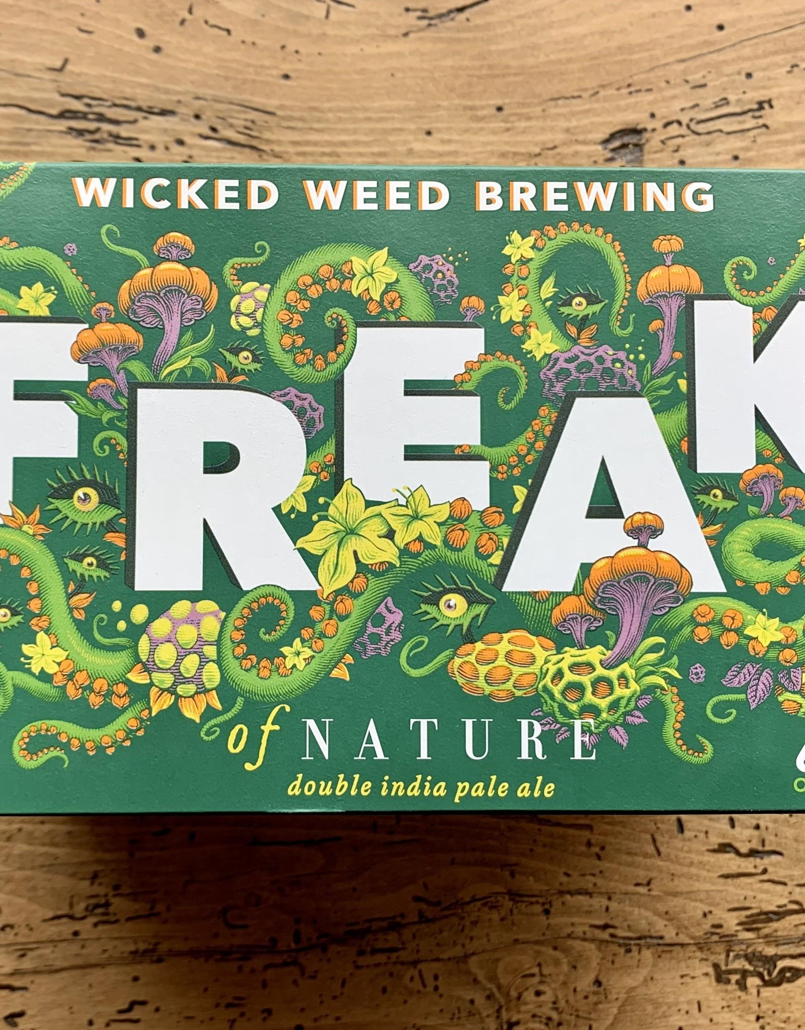 Wicked Weed Freak of Nature DIPA 6pk