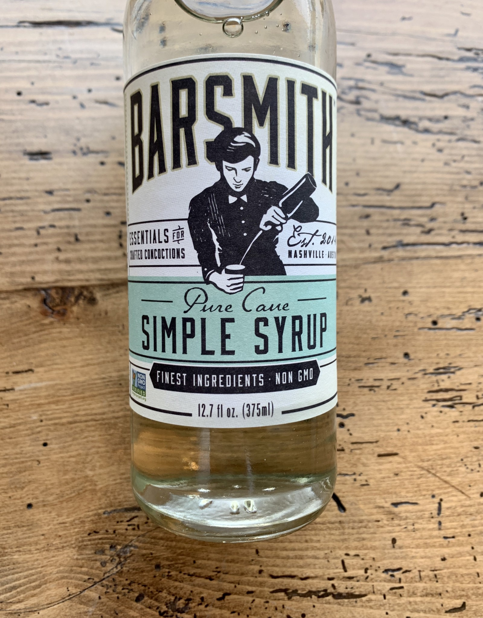 Barsmith Simple Syrup