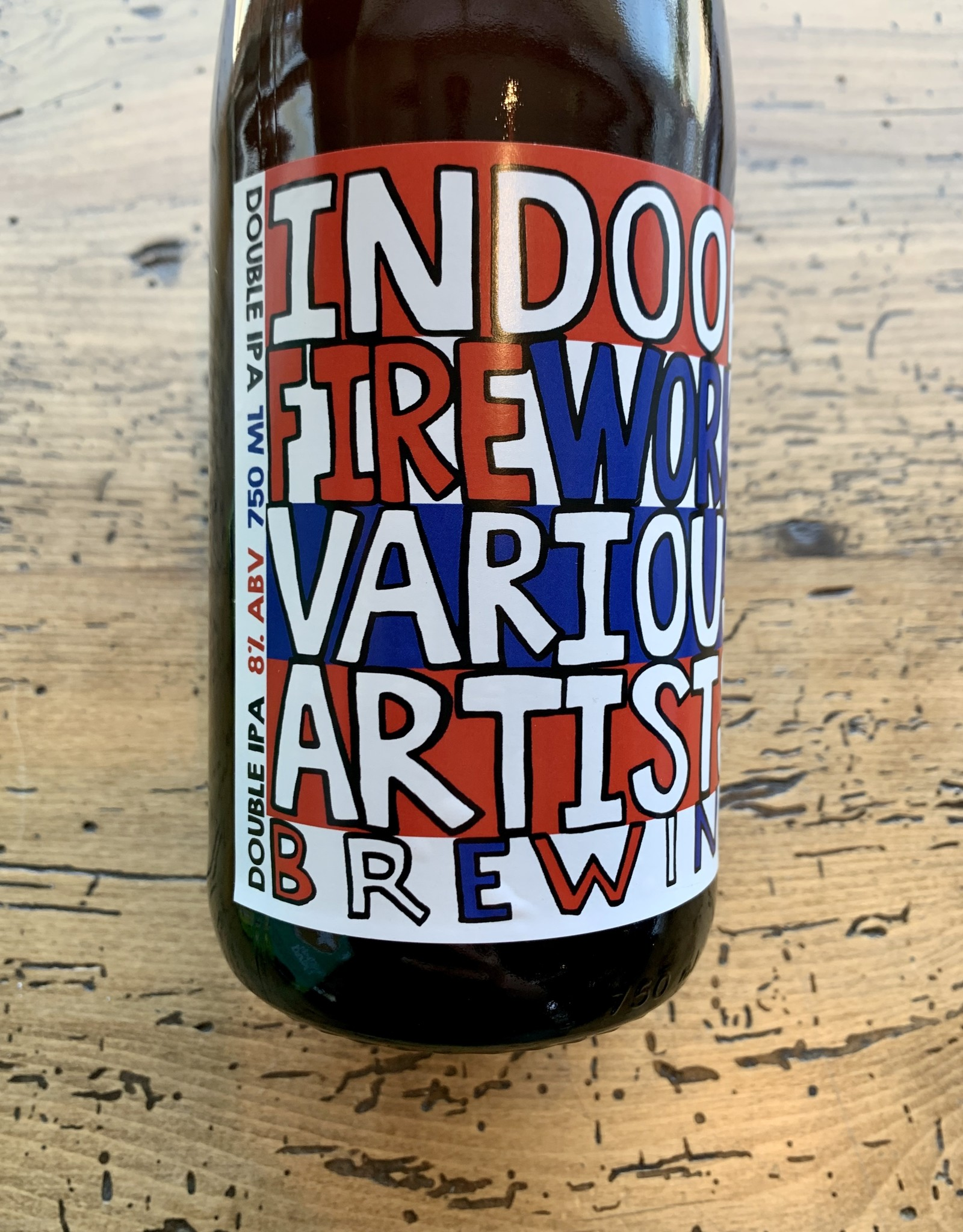 Various Artists Brewing Indoor Fireworks IPA 750ml