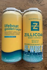 Hi-Wire Lifeboat Golden Lager 4pk