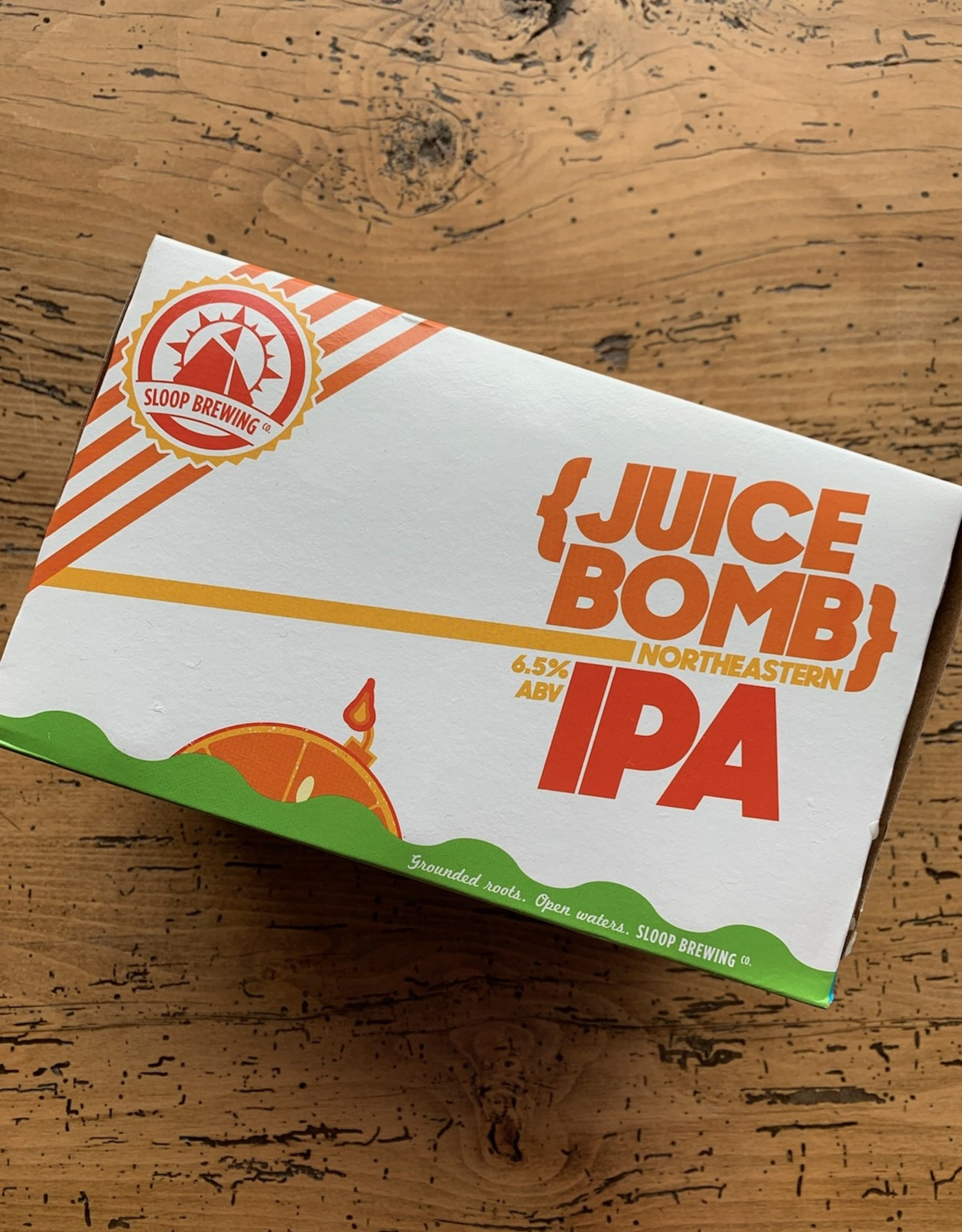 Sloop Brewing Juice Bomb IPA 6pk