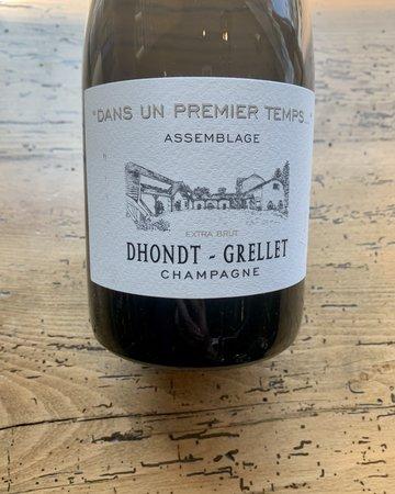 Dhondt-Grellet Champagne Dans un Premier Temps