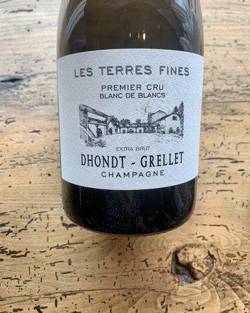 Dhondt-Grellet Champagne Les Terres Fines Blanc de Blancs