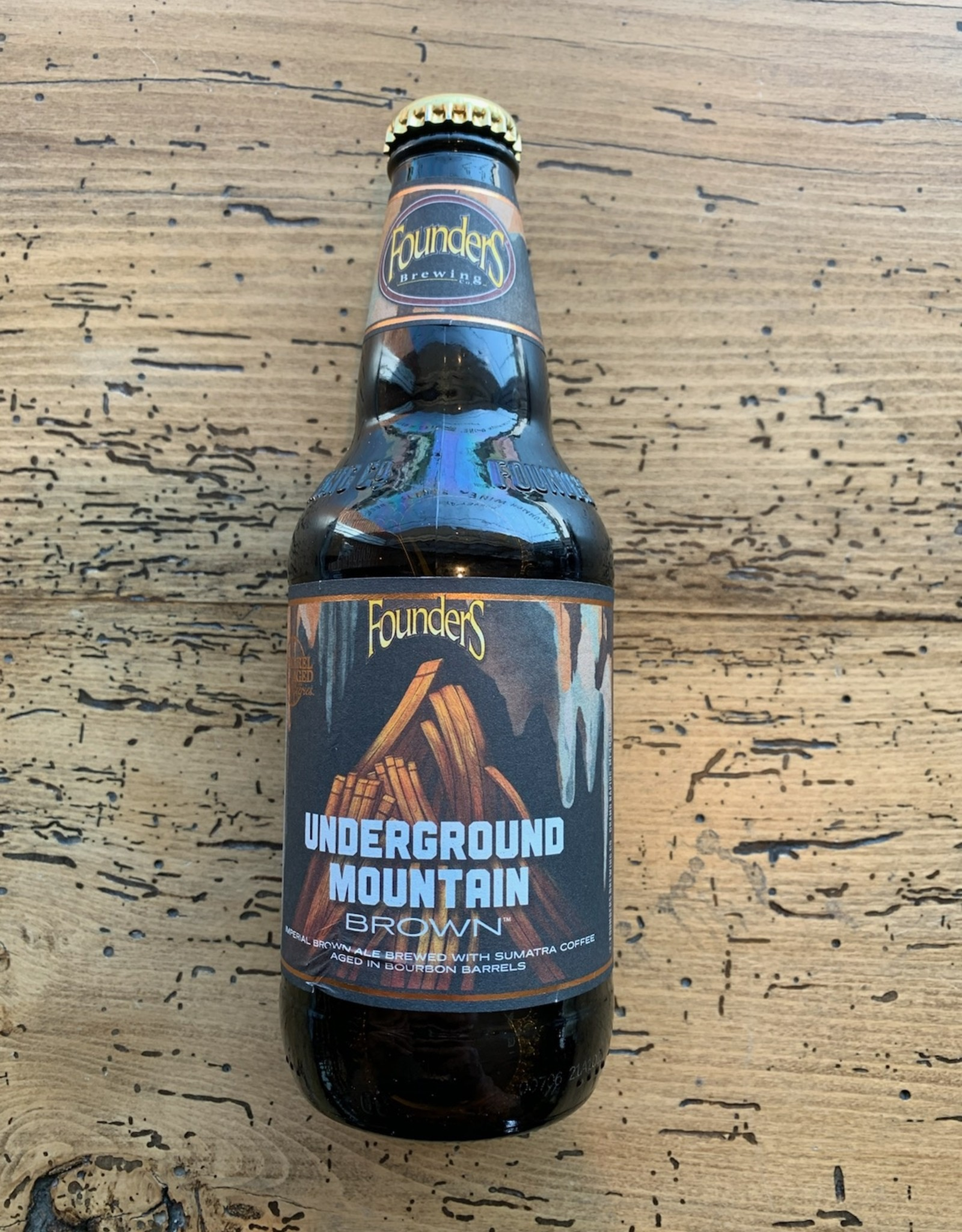 Founders Underground Mountain Brown 4pk