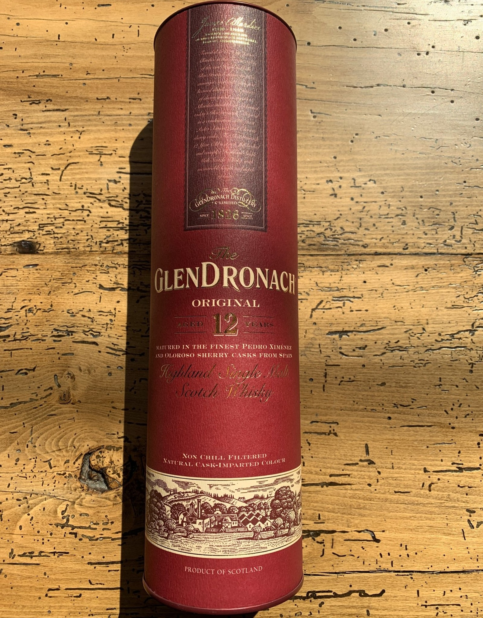 Glendronach 12 yr Highland Single Malt