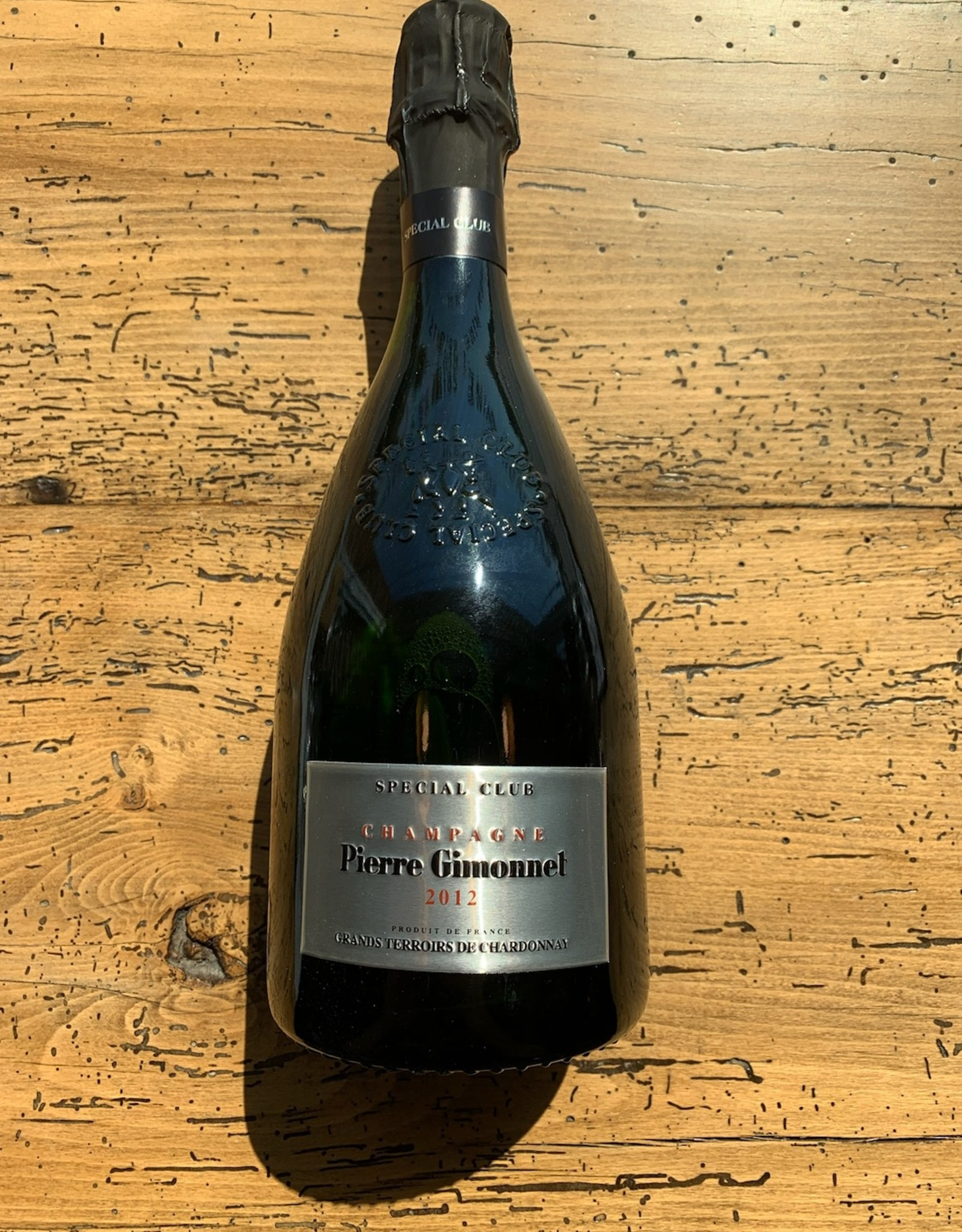 Champagne Pierre Gimonnet Special Club