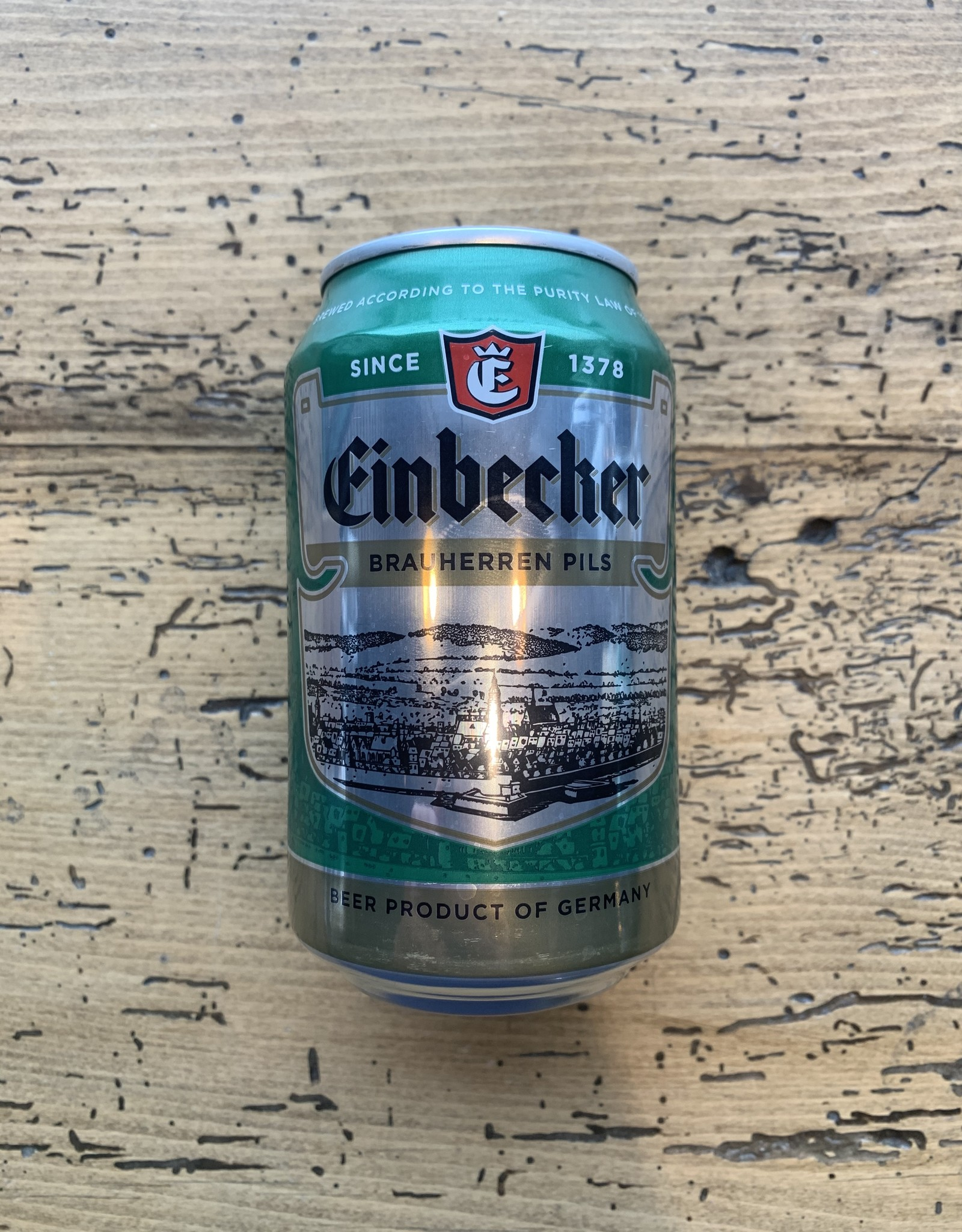 Einbecker Brauherren Pils 6pk single
