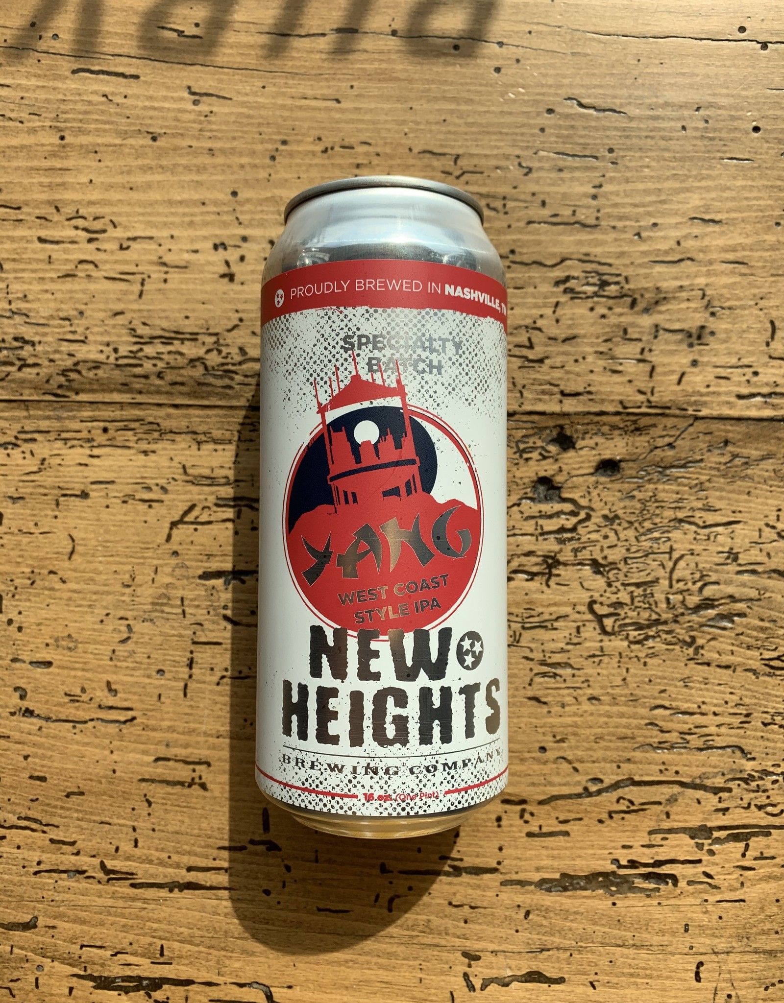 New Heights Yin Yang IPAs 4pk