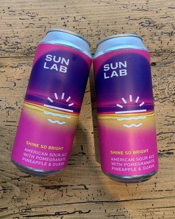 Sun Lab Shine So Bright Sour Ale 4pk
