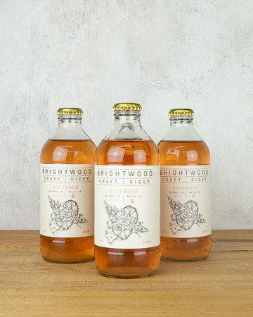 Brightwood Cider Rosewood 4-pack