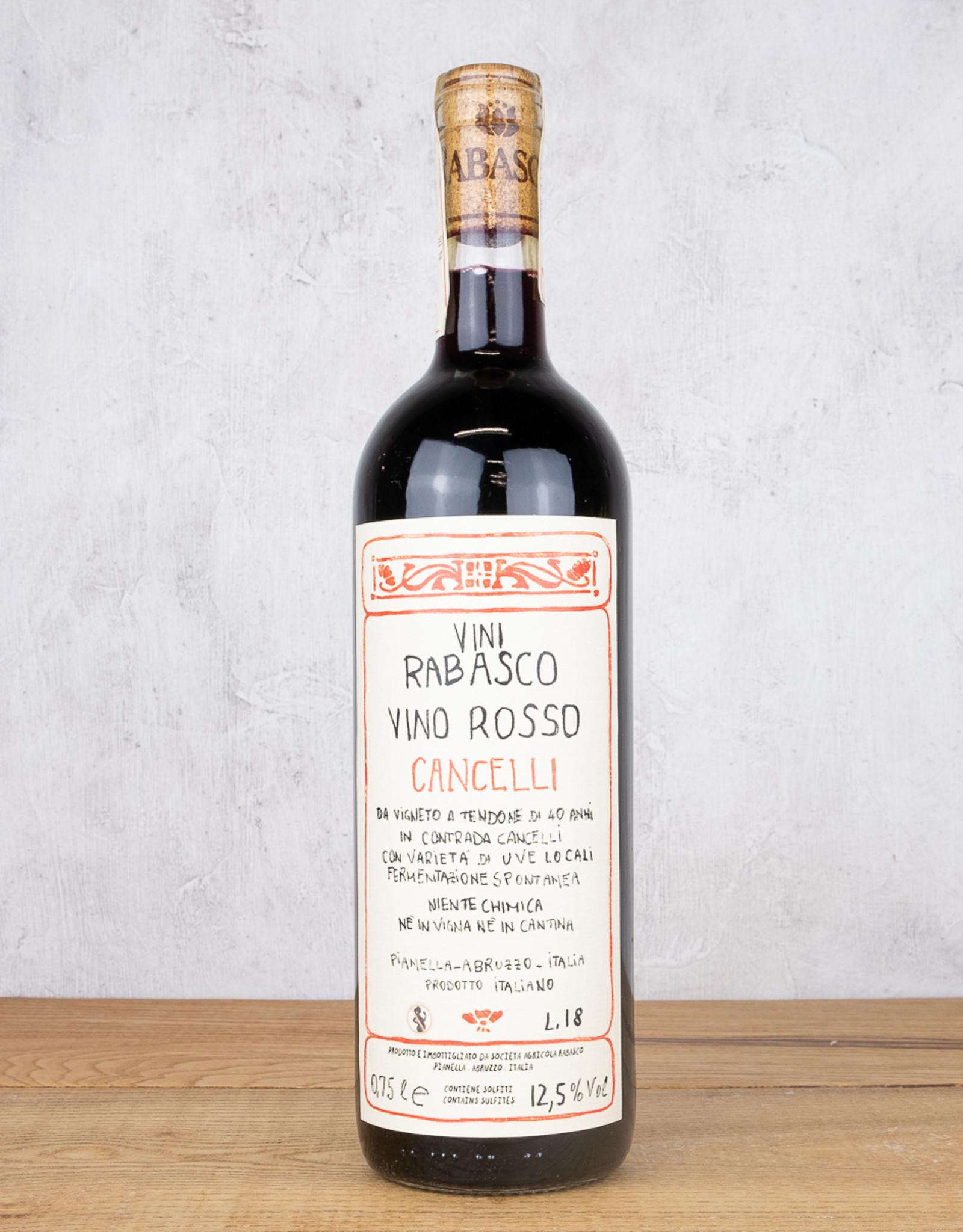 Rabasco Rosso Cancelli