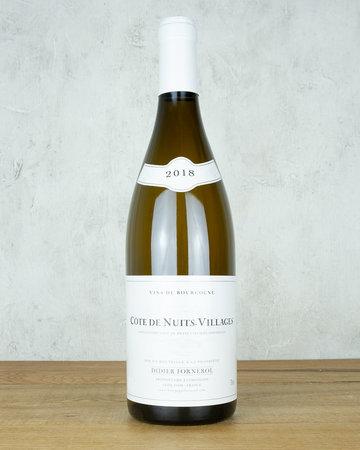 Didier Fornerol Cote de Nuits-Villages Blanc