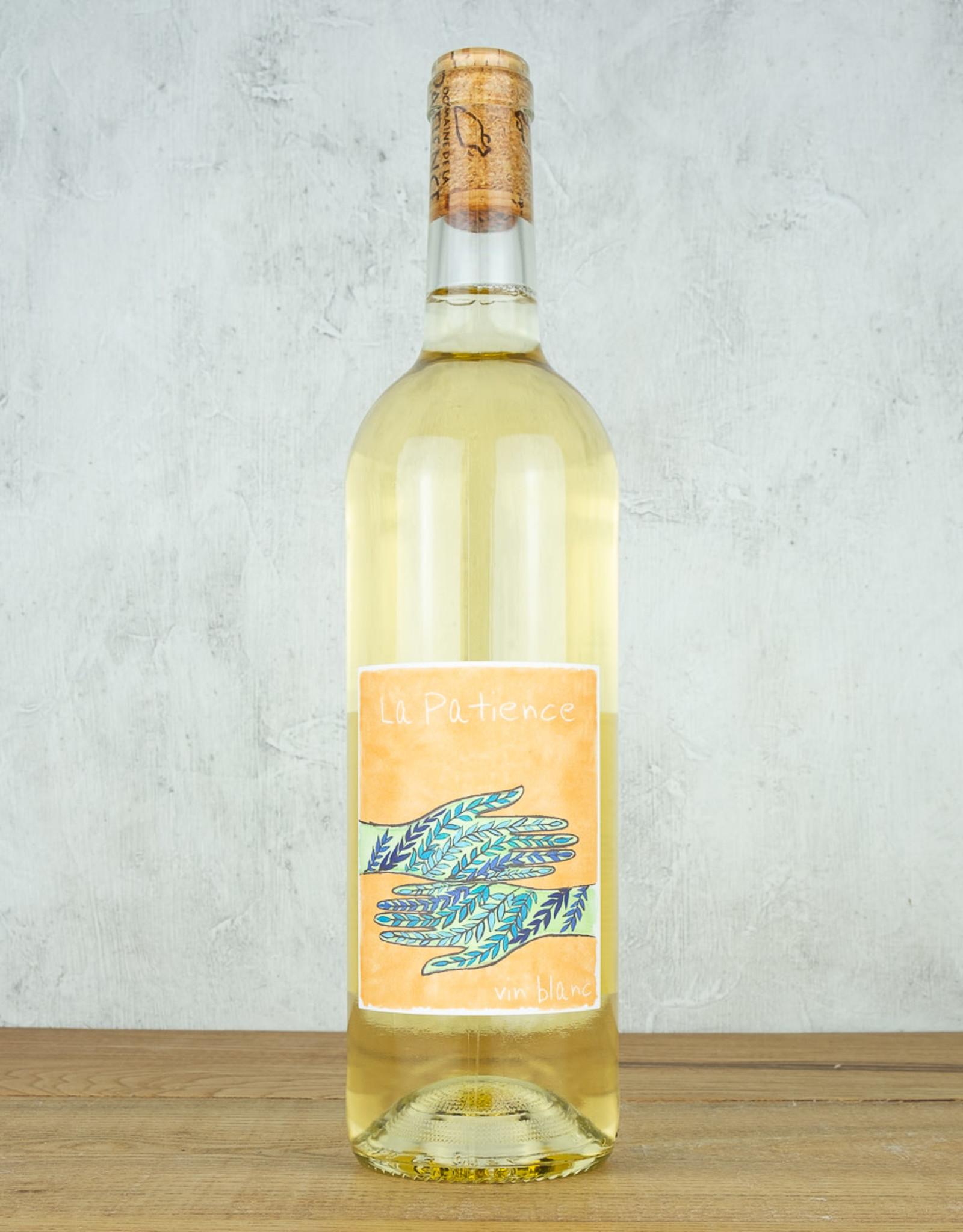 La Patience Vin Blanc