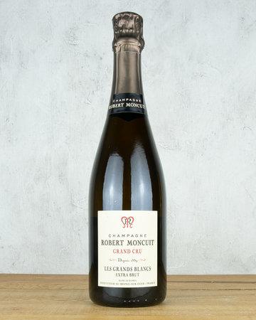 Champagne Robert Moncuit Grand Cru Brut Blanc de Blanc