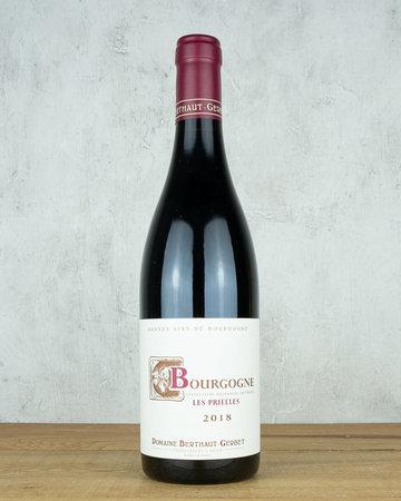 Domaine Berthaut-Gerbet Bourgogne Rouge Les Prielles
