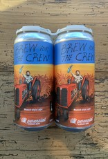 Perennial Brew for the Crew Lager 4pk