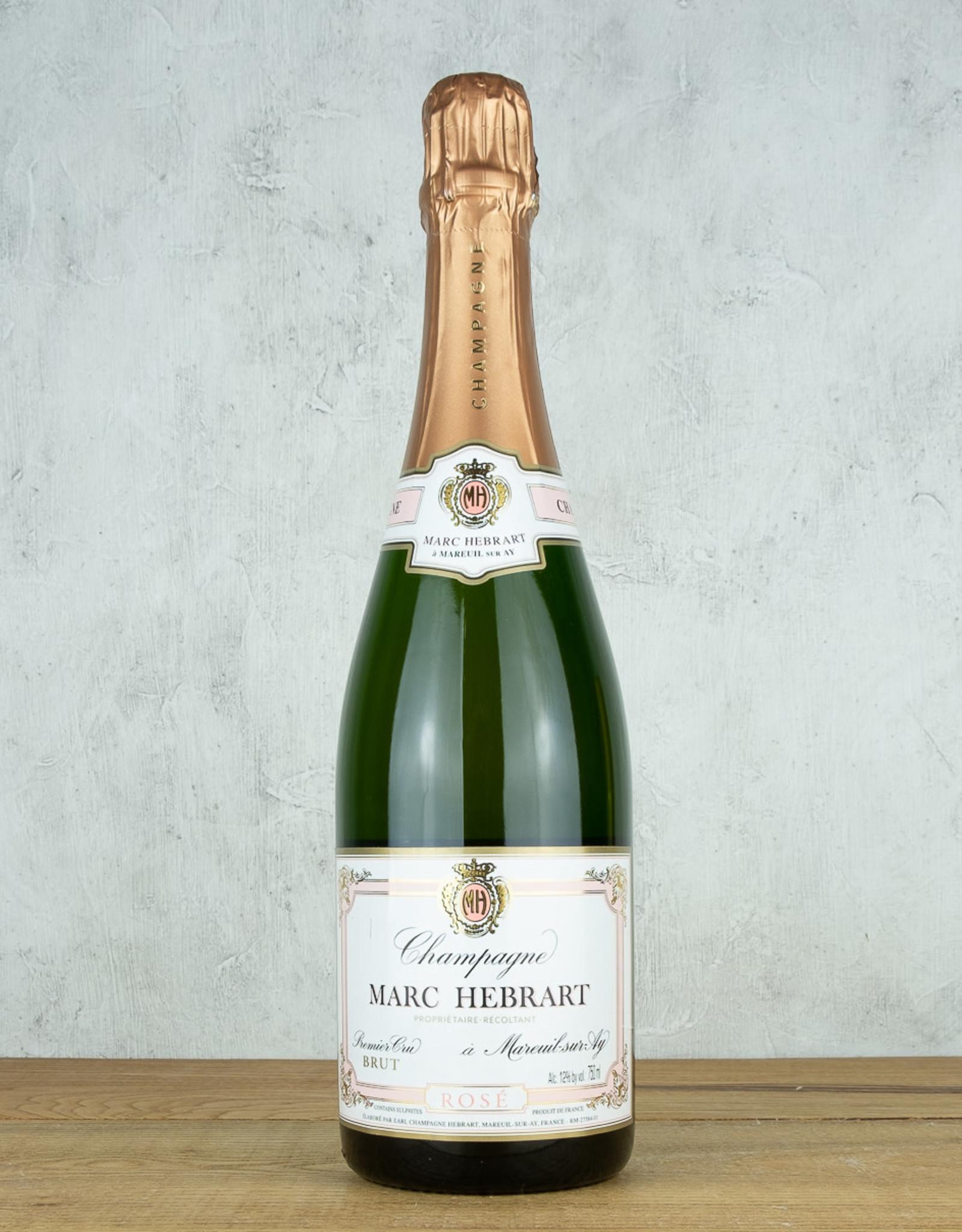 Champagne Marc Hebrart NV Brut Rose