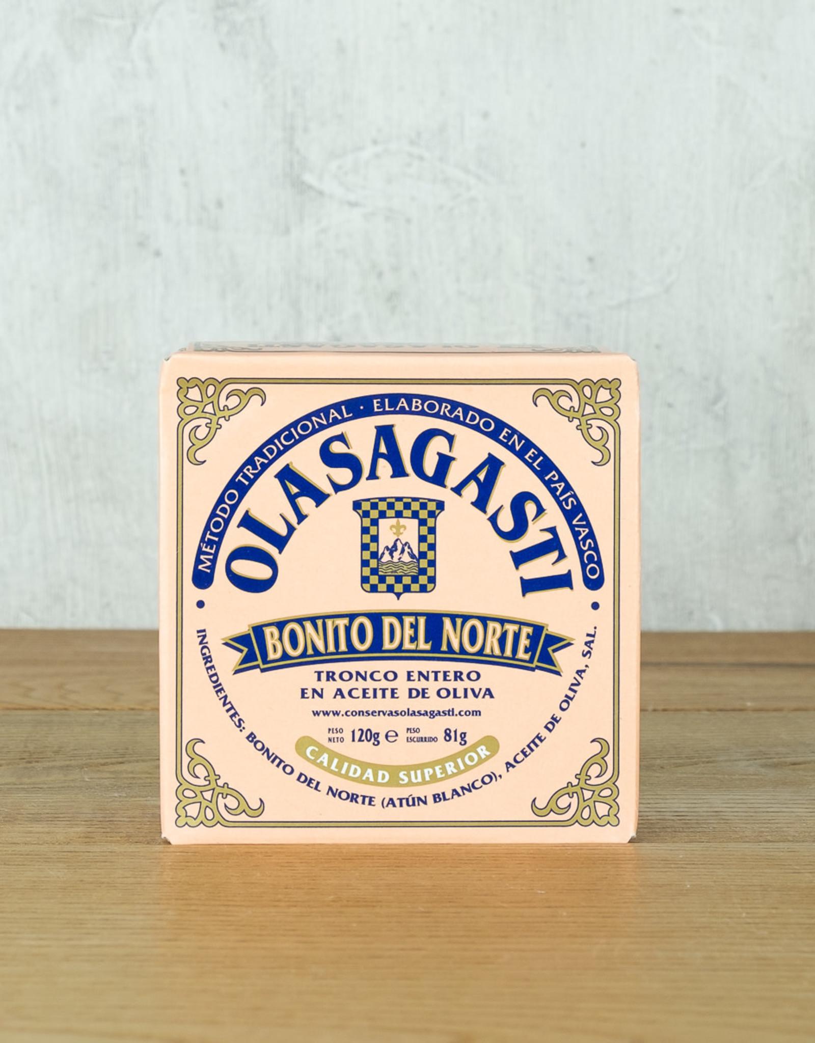 Olasagasti Bonito Del Toro | Tuna, EVOO, Salt