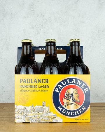 Paulaner Munich Lager 6pk