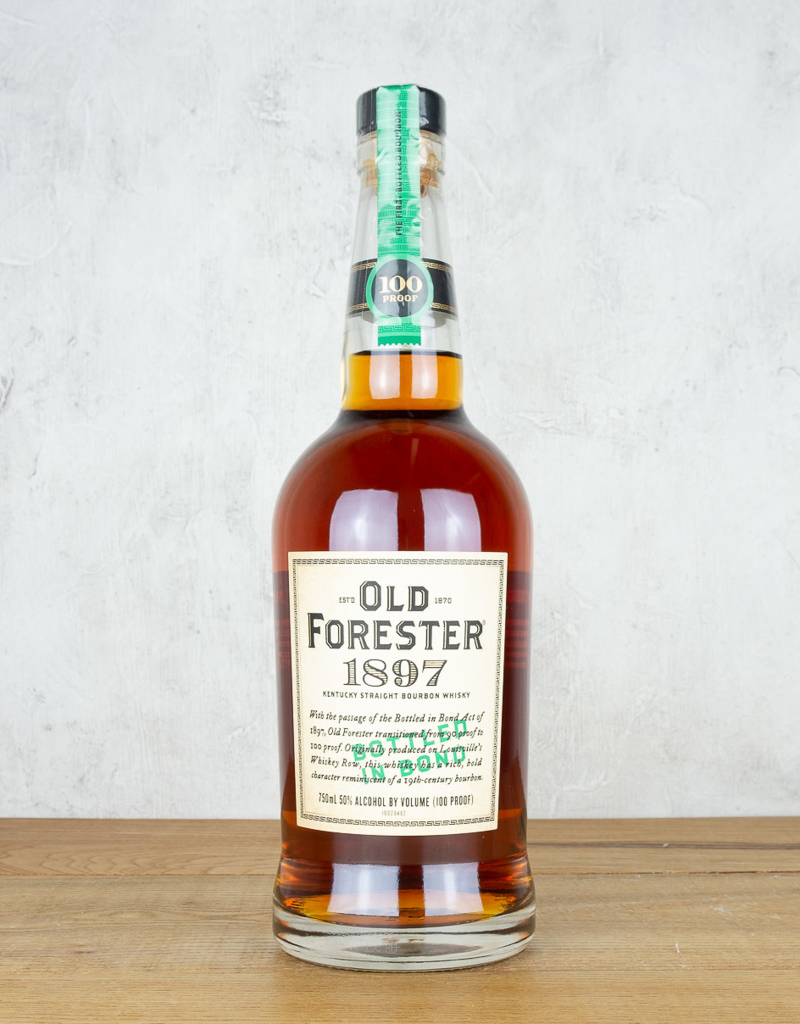 Old Forester 1897 Bourbon