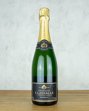 Champagne J. Lassalle Preference Premier Cru Brut