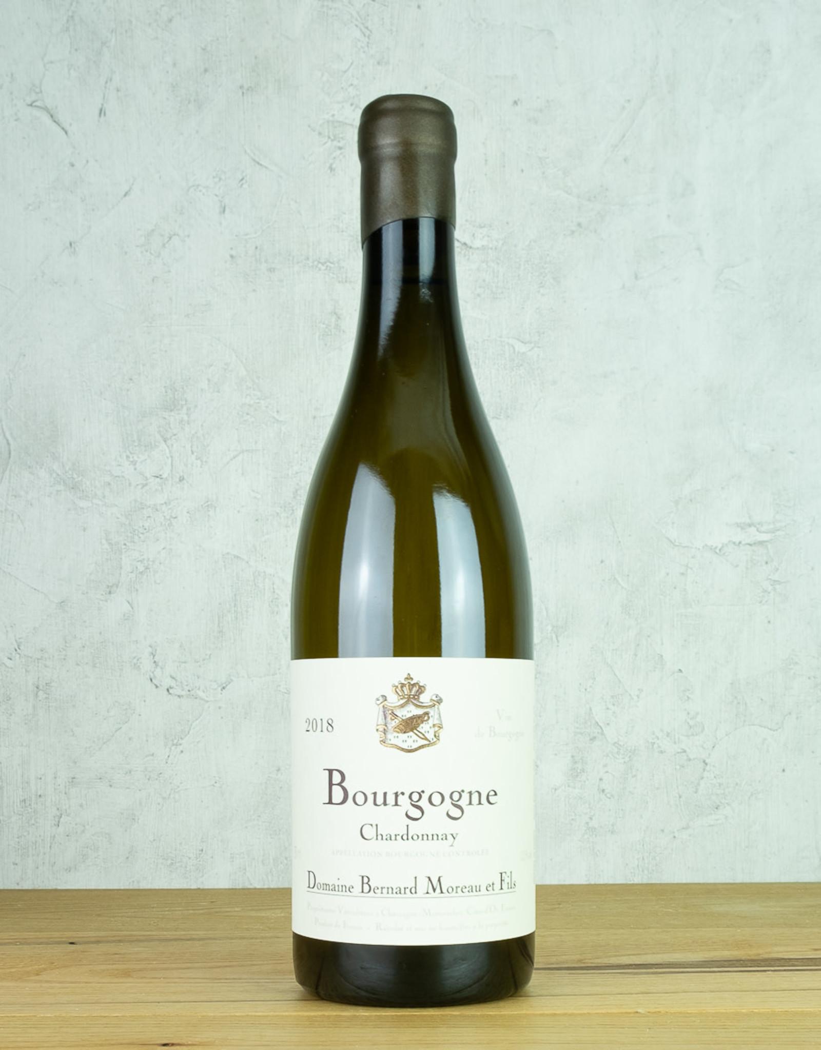 Bernard Moreau et Fils Bourgogne Blanc