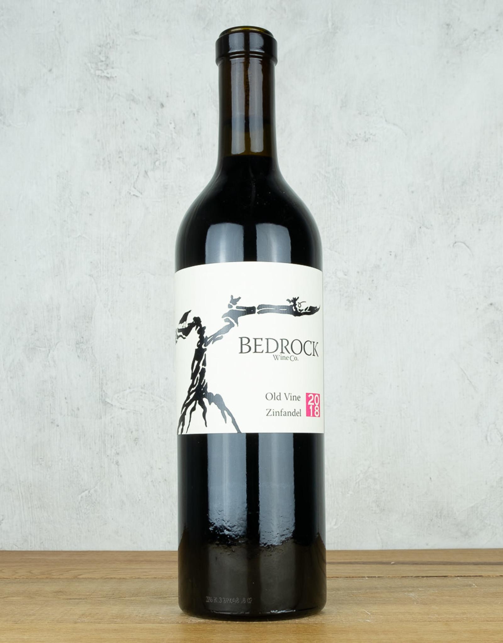 Bedrock Wine Co. Old Vine Zinfandel