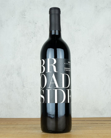 Broadside Merlot