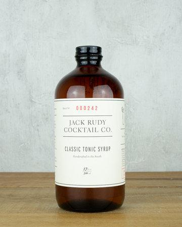 Jack Rudy Small Batch Tonic Syrup