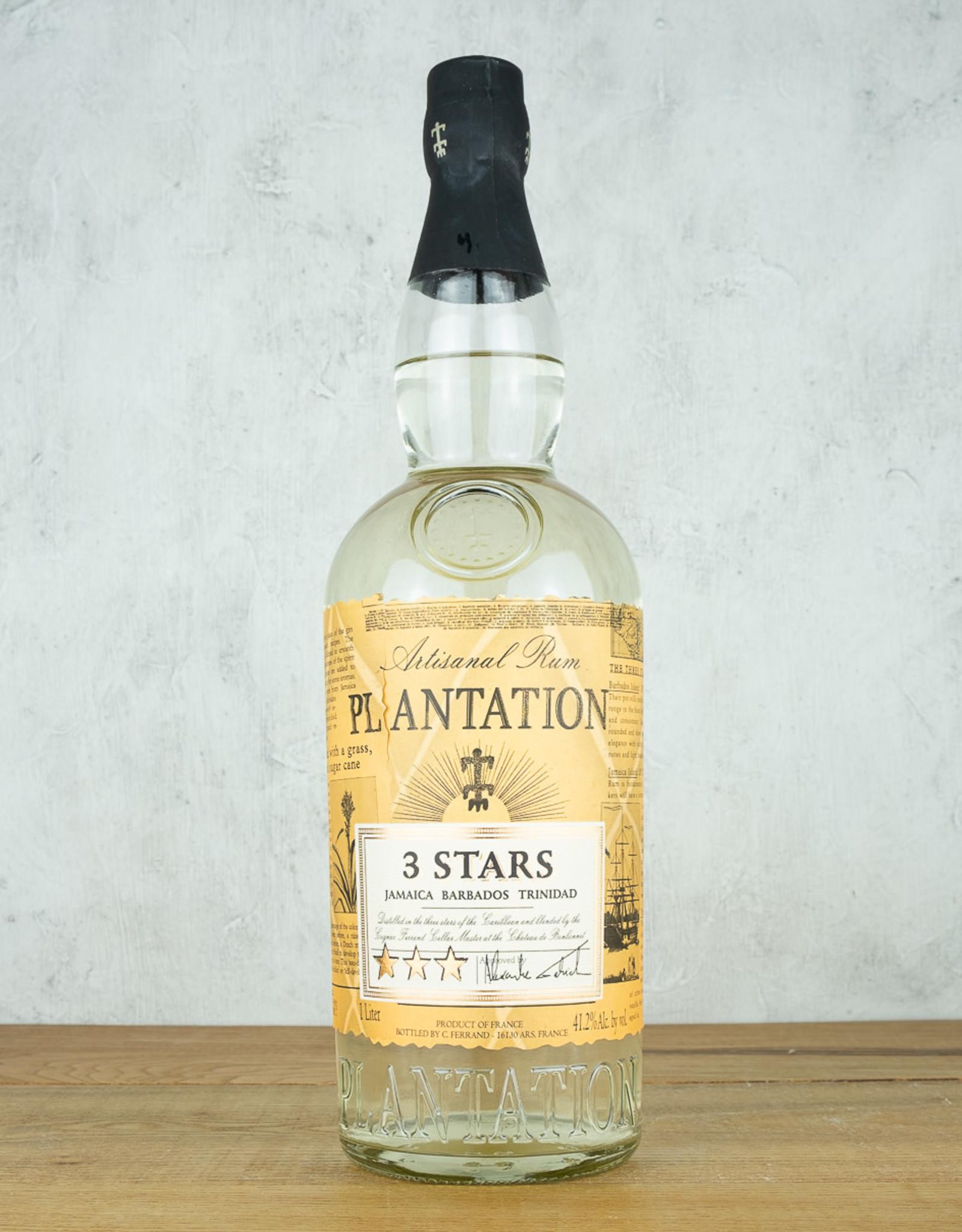 Plantation White Rum 3 Stars