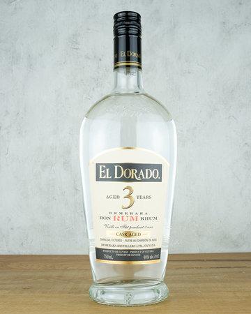 El Dorado Rum 3 Year