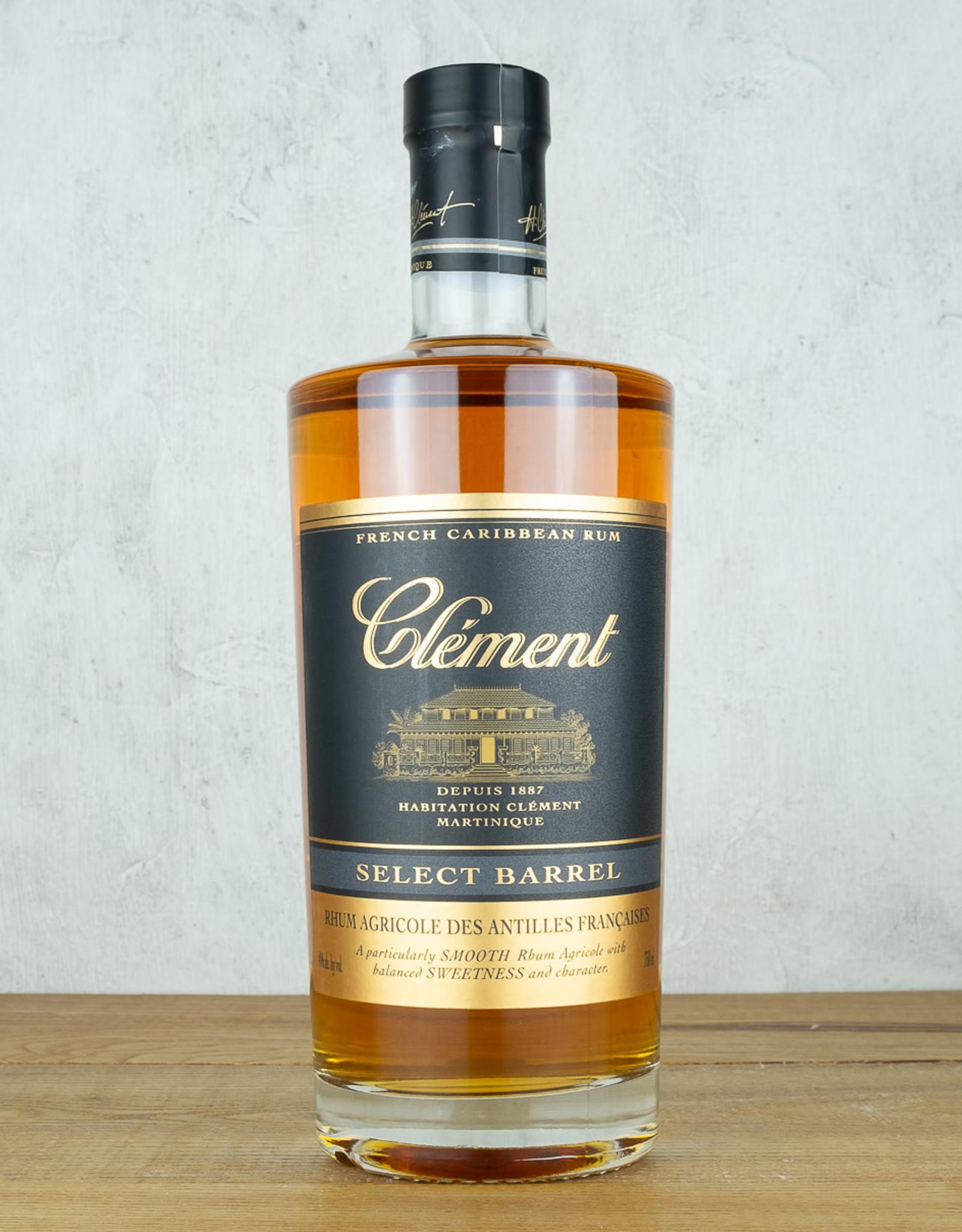 Clement Rhum Agricole Select Barrel
