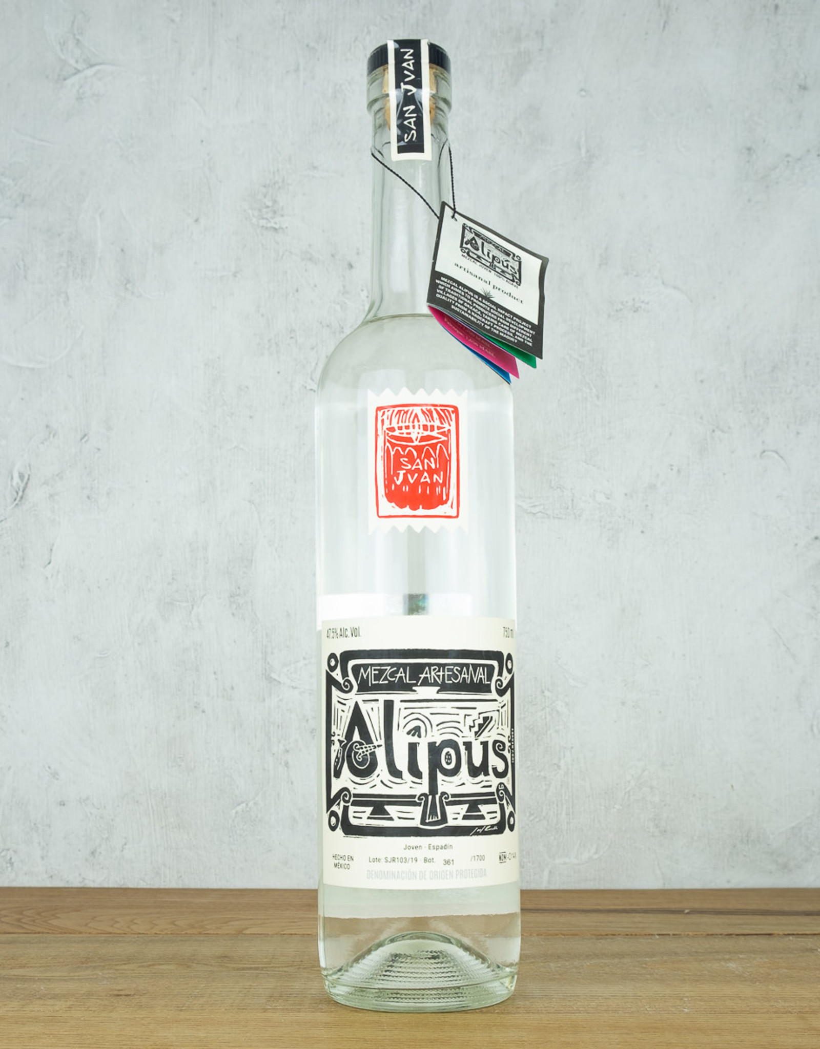 Alipus Mezcal San Juan