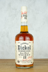 George Dickel Tennessee Whiskey No 12