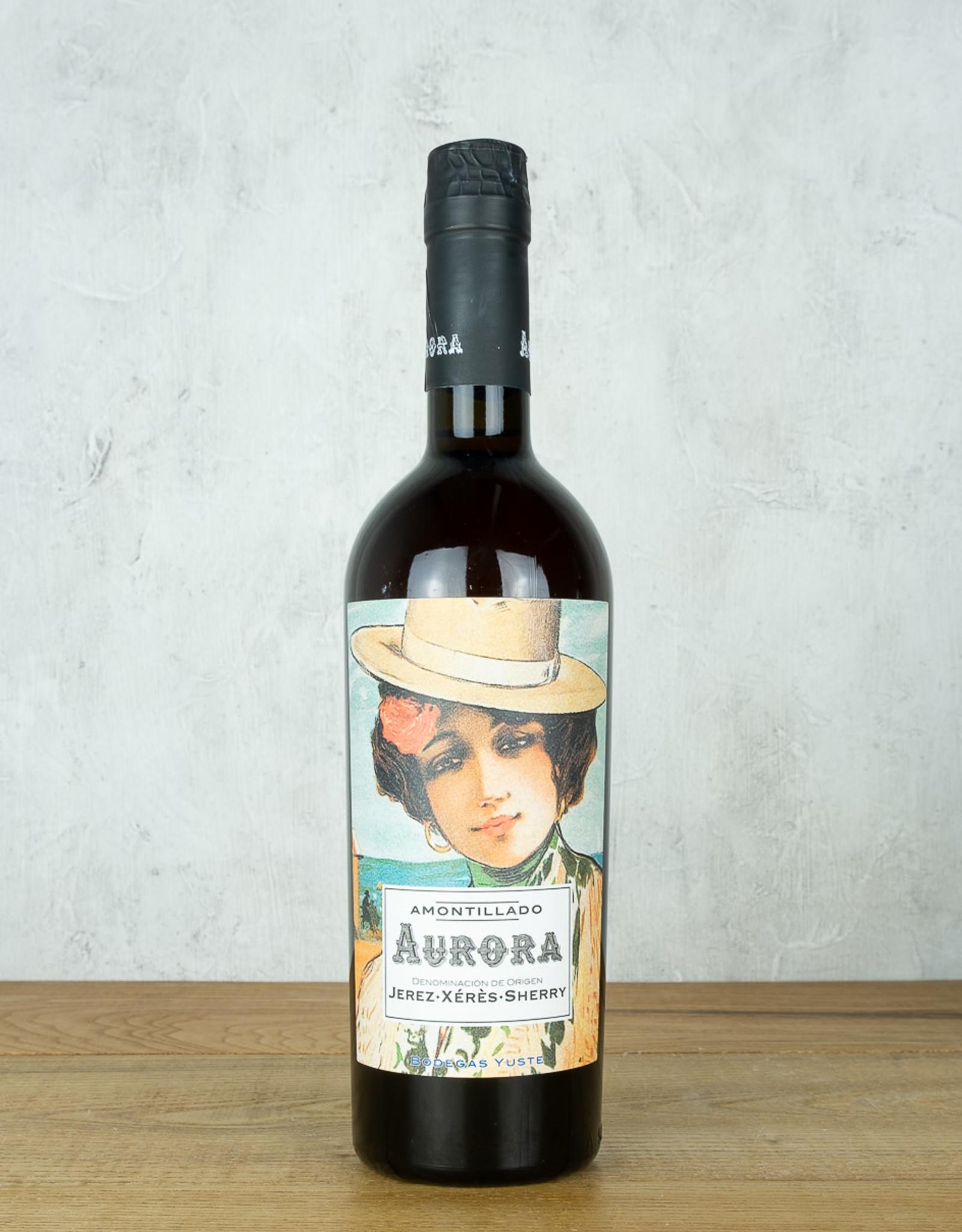 Bodegas Aurora Amontillado Sherry