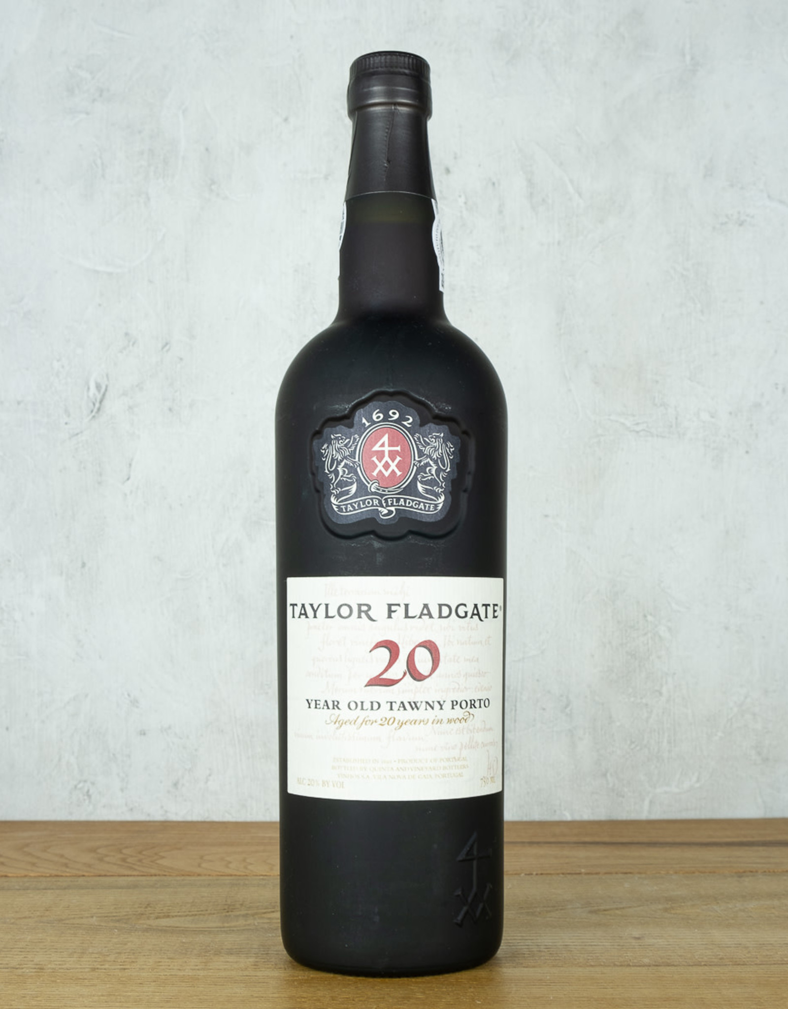 Taylor Fladgate 20 Year Old Tawny
