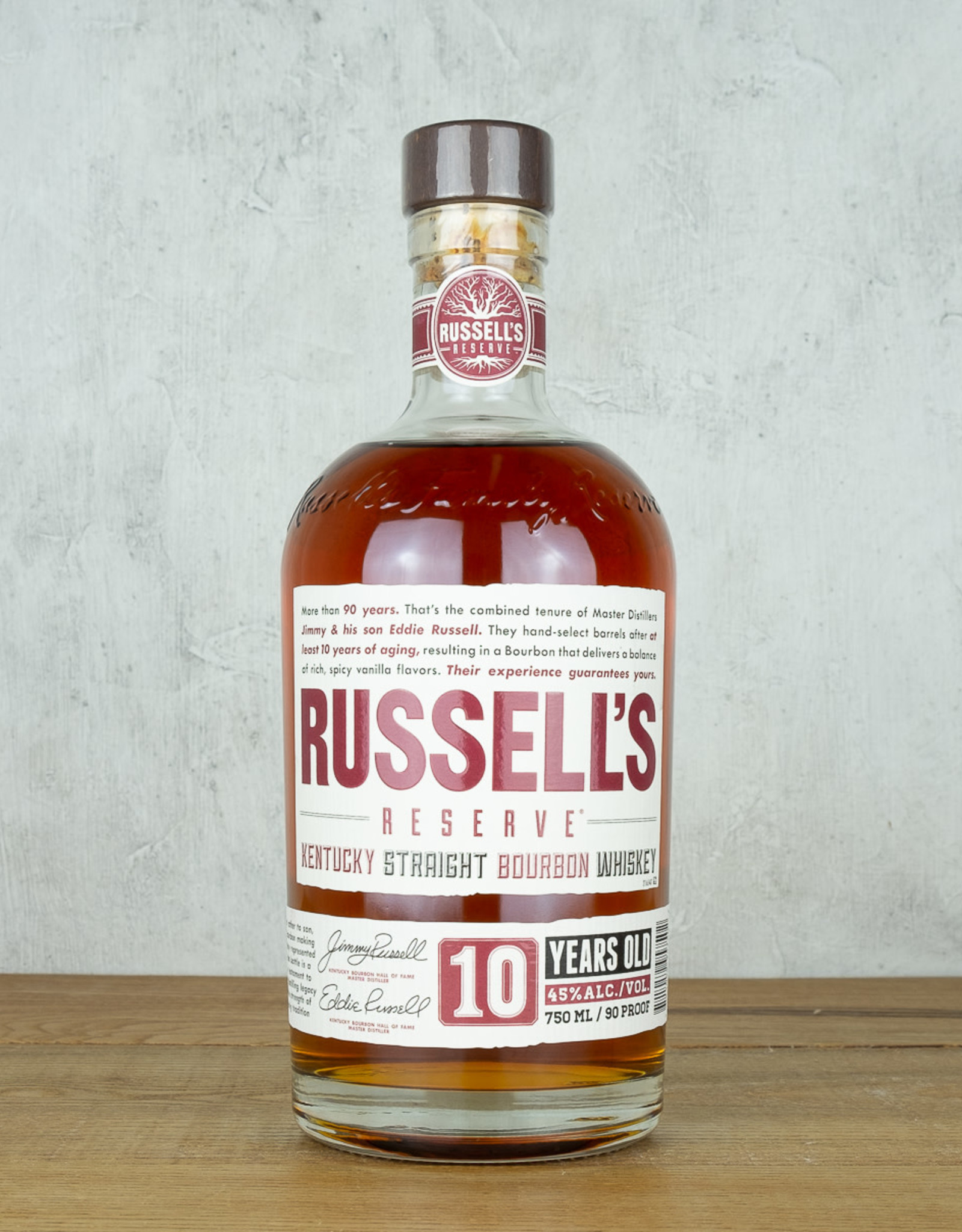 Russells Reserve 10 Year Bourbon