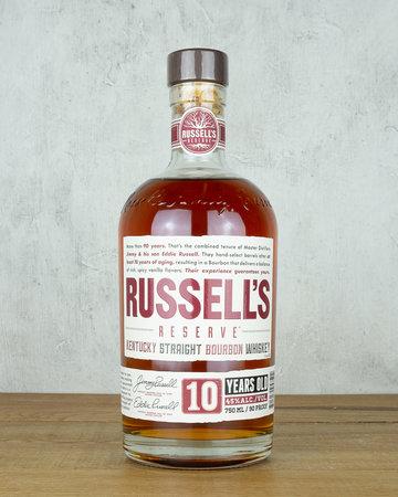 Russells Reserve 10 Year Bourbon