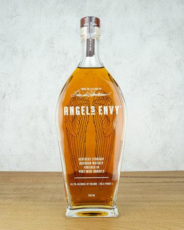 Angels Envy Bourbon Port Barrel Finished