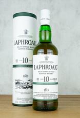 Laphroaig 10 Year Single Malt Scotch Whisky